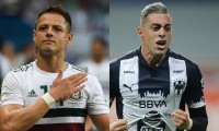 'Chicharito' y Funes Mori destacan en preselección de México para Copa Oro