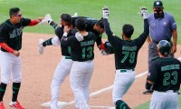Selección Mexicana de béisbol vence a Venezuela por 4-3 en cierre de preparación para Tokio 2020