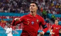 Cristiano Ronaldo, se convierte en el máximo goleador internacional junto a Ali Daei