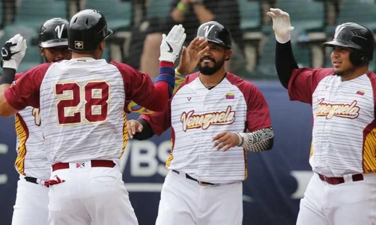 Venezuela vence a Países Bajos y avanza a la final del clasificatorio de béisbol rumbo a Tokio 2020