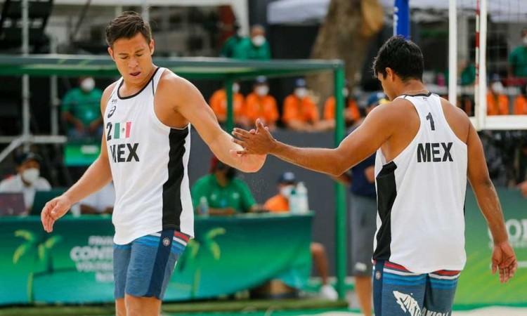 México y Cuba se quedan con los últimos boletos a Tokio en voleibol de playa