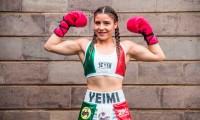 Retiene Yamileth Mercado el título mundial supergallo del CMB