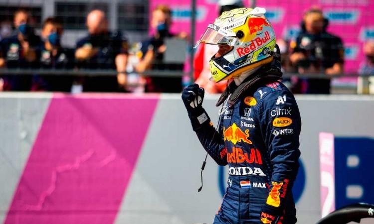 Verstappen derrota a Hamilton en el GP de Estiria