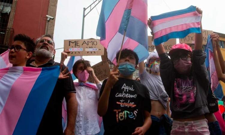 Congreso de Oaxaca aprueba que a partir de 12 años, menores puedan decidir sobre su identidad de género