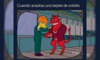 Millennials y las tarjetas de crédito: te explicamos cómo usarla con memes de Los Simpson