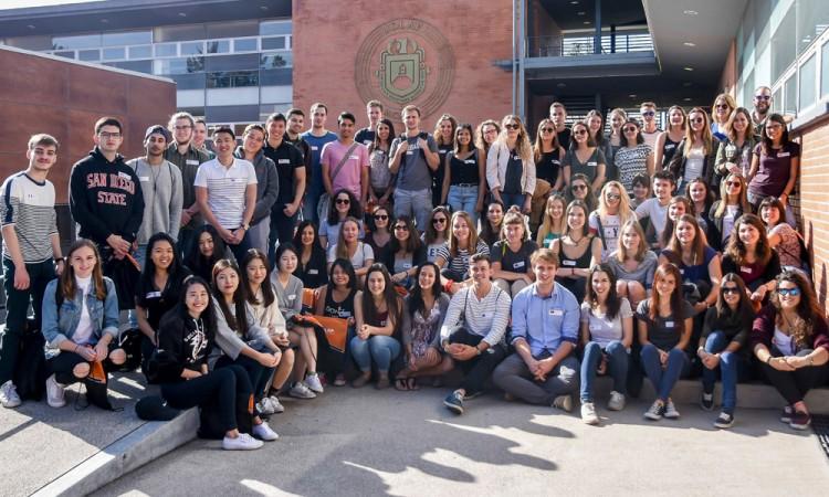 Da Puebla la bienvenida a estudiantes internacionales