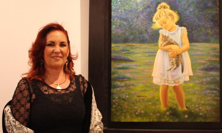 Presentan exposición femenina en Puebla