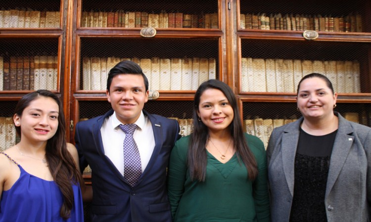 Celebran el Día de la Constitución con ciclo de conferencias