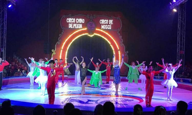 Disfruta del Circo Chino y el Circo Ruso