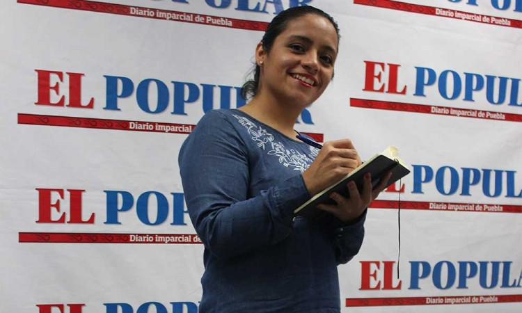 Destaca Fernanda Daniela, como un trazo de éxito