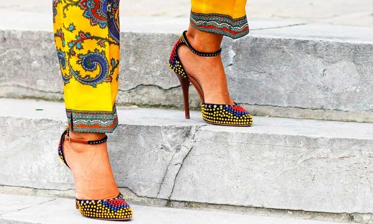 Los zapatos del año