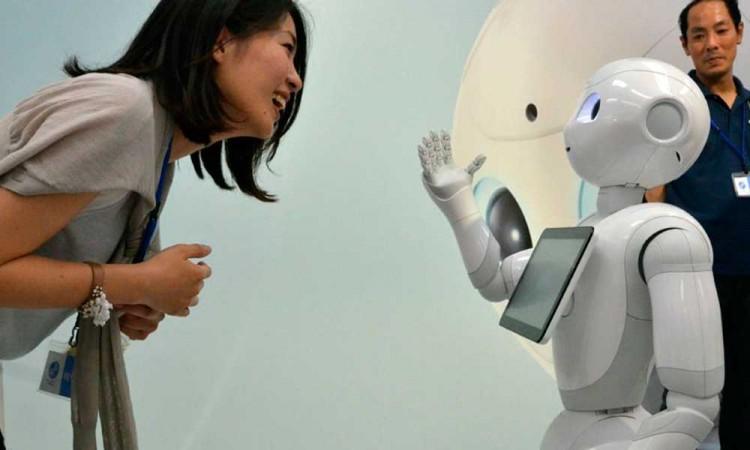 Robots, los nuevos compañeros