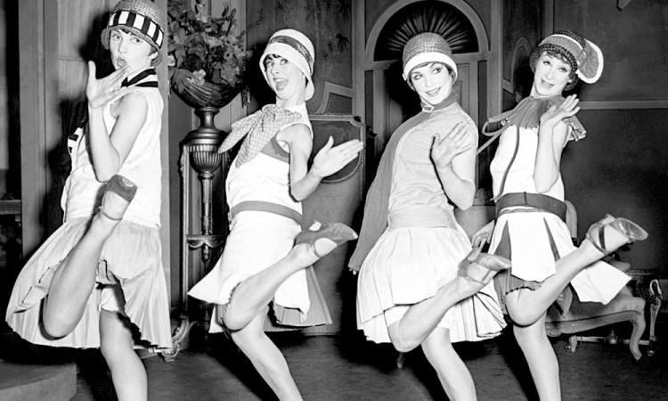 Las flappers, mujeres modernas