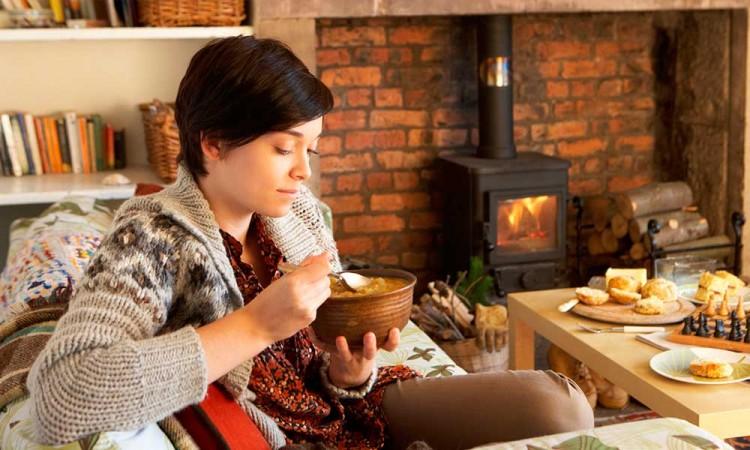 Descubre los alimentos que despiden al frío