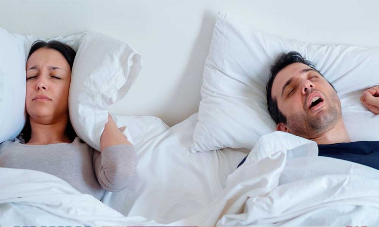 Alimentos que te ayudan a no roncar