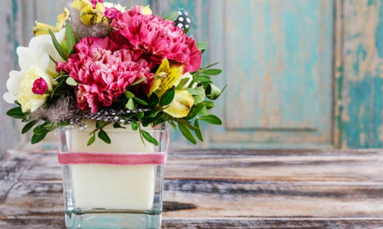 ¡Llénala de flores este San Valentín!