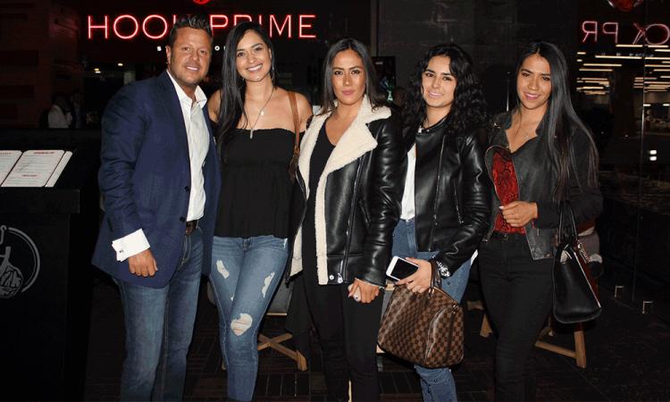 Inauguran Hook Prime, restaurante de cortes