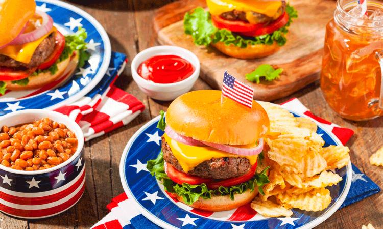 Prueba la gastronomía estadounidense