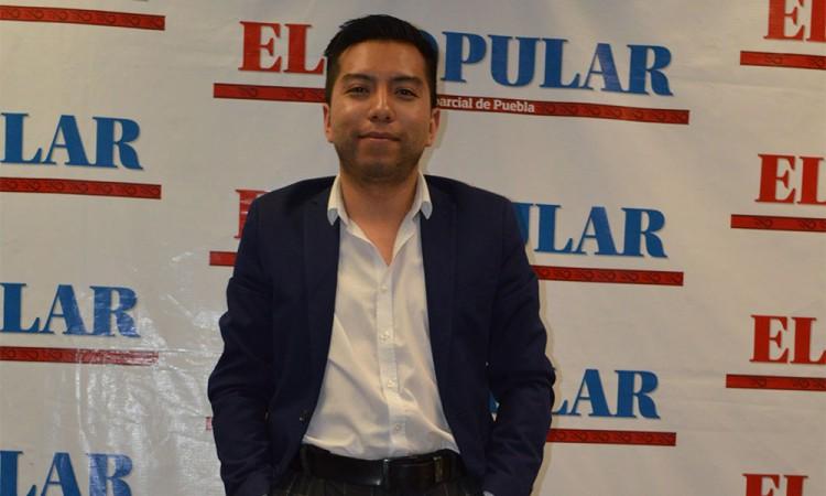 Jesús Rodríguez diseñador y estratega de contenidos