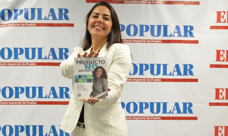 Mariana Padilla, ayuda a cumplir sueños