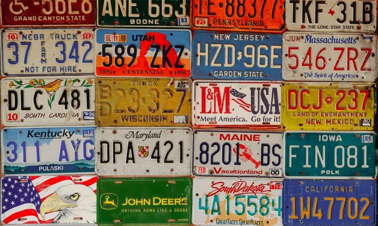¿Perdiste tus placas?