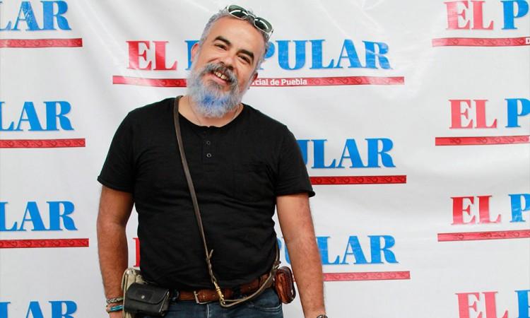Sergio Amador; adiestrador canino