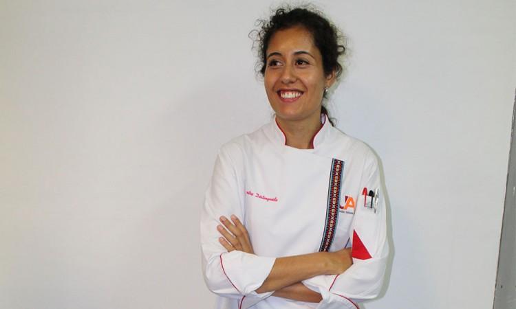 Priscila Santiago: Amante de la cocina