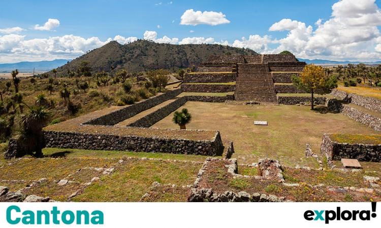 Descubre Cantona, el apogeo mesoamericano en Puebla