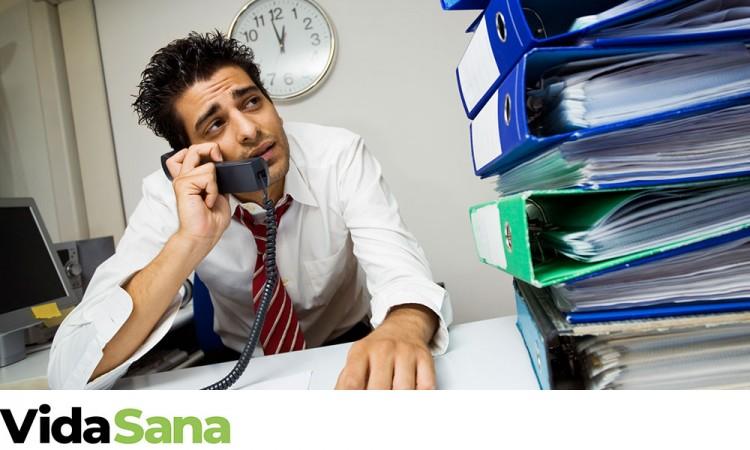 ¿Cómo saber si padeces estrés laboral?