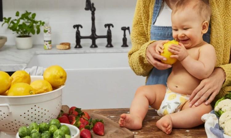 Conoce la alimentación complementaria para los bebés