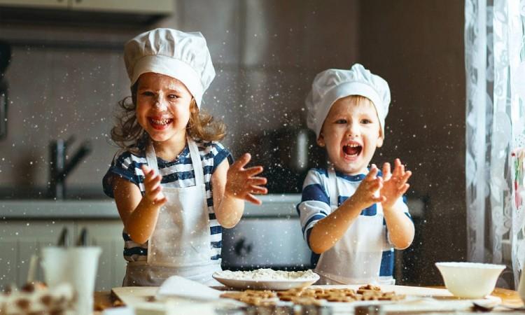 Recetas fáciles para los más pequeños del hogar