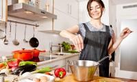 Cinco errores que cometes al cocinar