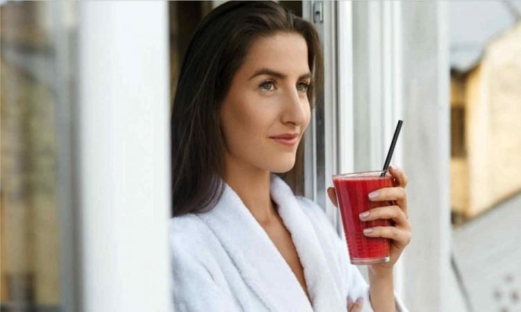 Jugos antioxidantes contra el envejecimiento