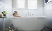 Beneficios de bañarte en tina