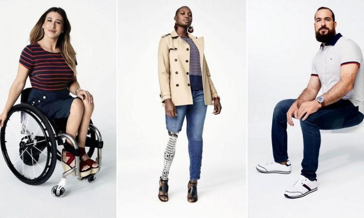 Lanza Tommy Hilfiger colección de ropa inclusiva