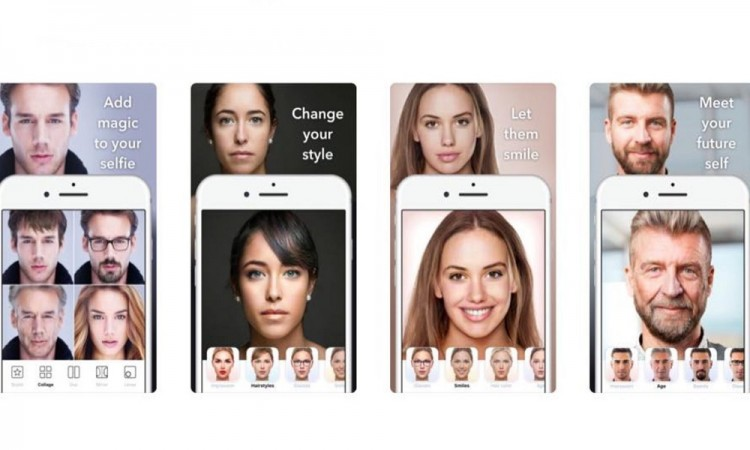 Face app, la aplicación de moda que roba tus datos