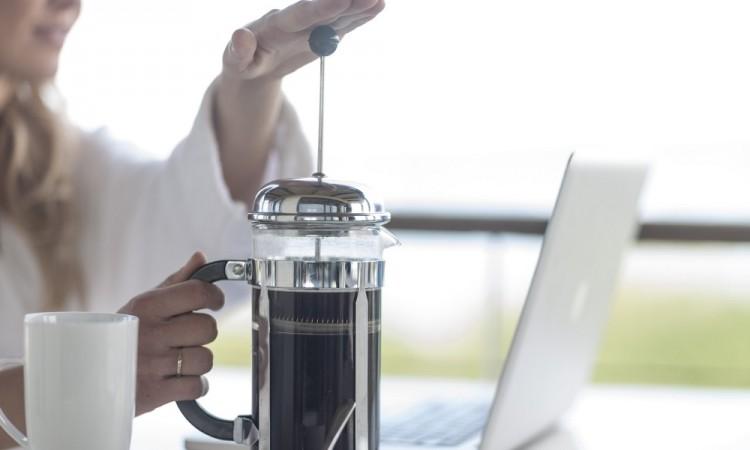 Prensa francesa, una opción sencilla, pero de excelencia para preparar café en casa