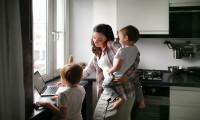 Los retos de las mamás en cuarentena