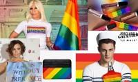 Estrellas de la moda celebran el Día del Orgullo