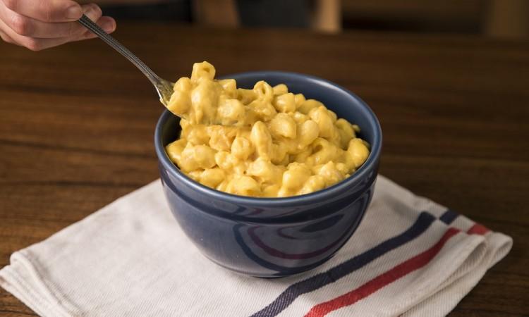 Variaciones de los macarrones con queso
