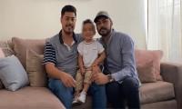 La lucha de la primera pareja gay que logró adoptar en Guanajuato