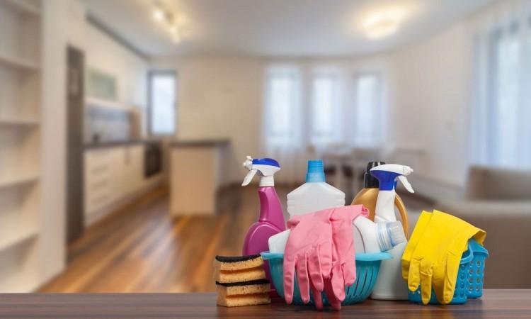 Productos de limpieza peligrosos para la salud