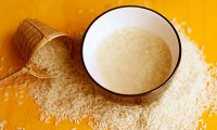 Beneficios del agua de arroz