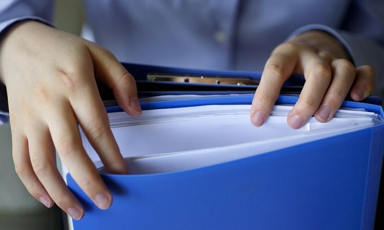 Alternativas para organizar papeles en casa