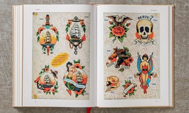"""Oda a los tatuajes, parte del """"instinto artístico más antiguo del ser humano"""""""