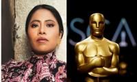 Yalitza Aparicio entre los invitados a la Academia de Hollywood