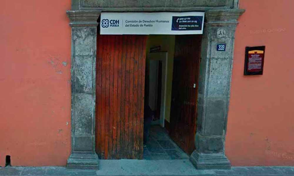 Gastó CDH Puebla $812 mil en limpieza, vigilancia y fumigaciones