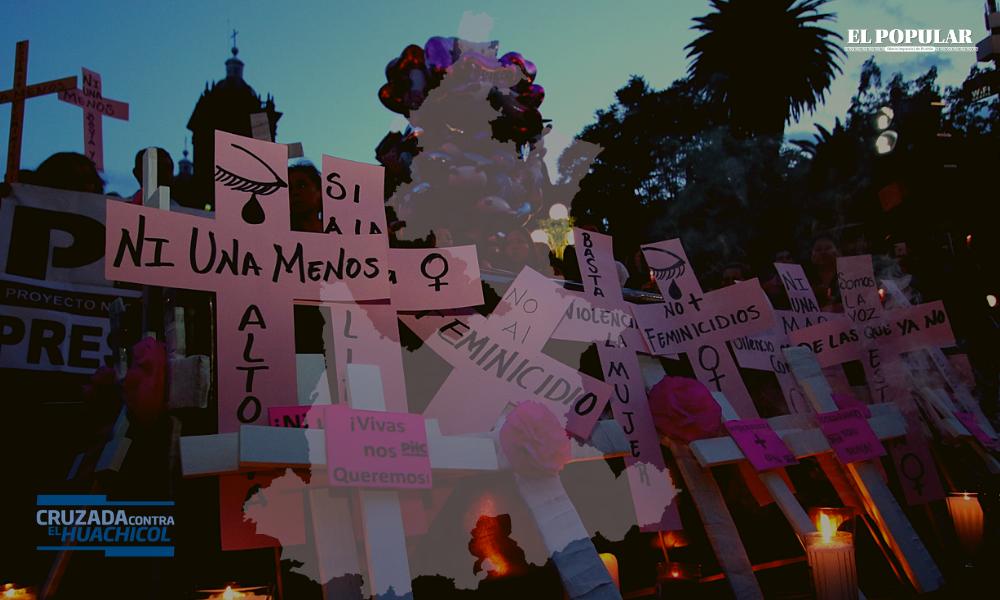 Feminicidios, la otra alerta en 5 municipios huachicoleros