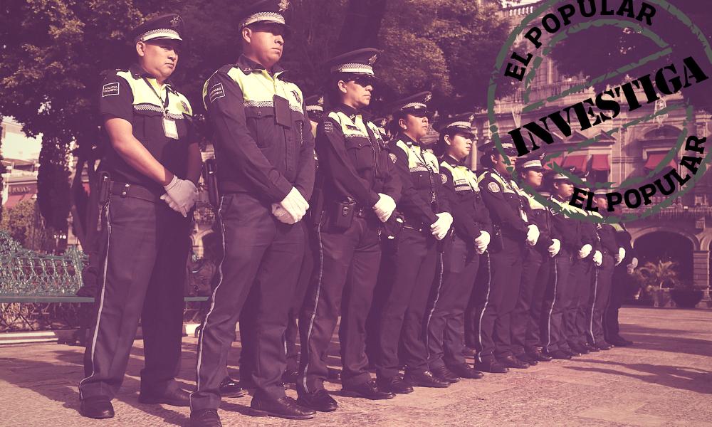 Reprueban a 430 de 10 mil policías