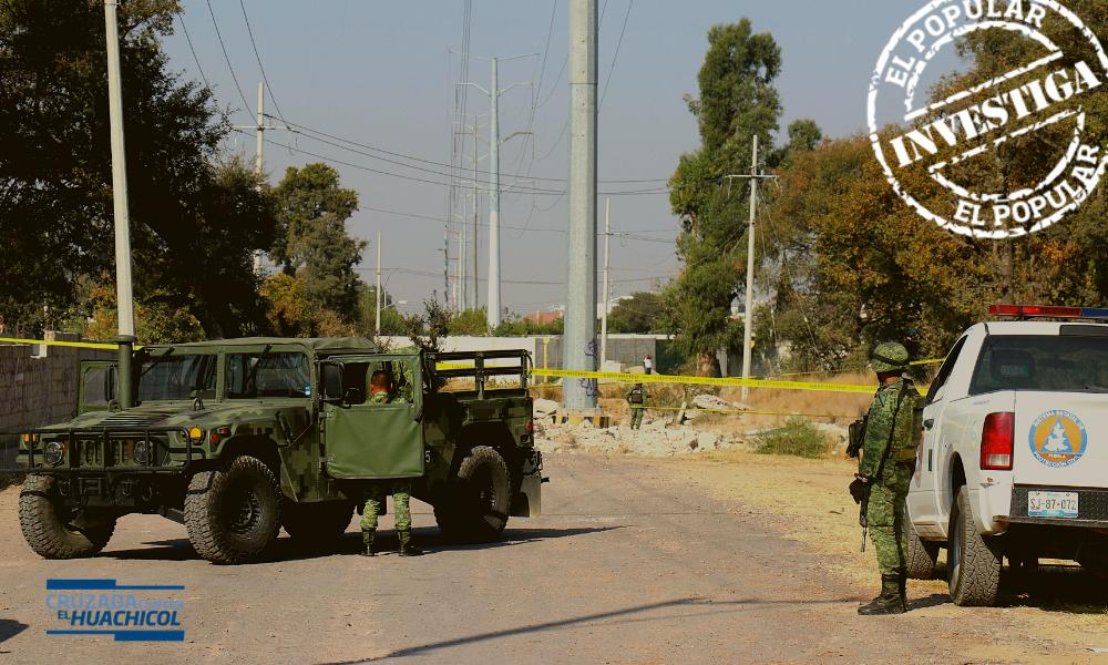Incrementan en Puebla delitos relacionados al huachicol